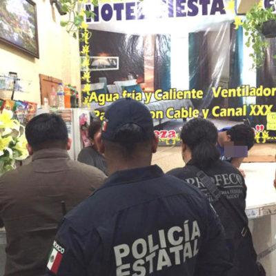 Aseguran a inmigrantes ilegales ocultos en hoteles de Villahermosa