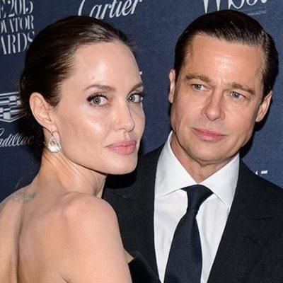 LLEGA A SU FIN LA 'BRANGELINA': Confirman divorcio de Angelina Jolie y Brad Pitt, famosa pareja de actores de Hollywood
