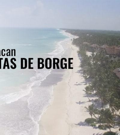 """""""ASÍ ATACAN LOS 'PIRATAS' DE BORGE': Ventila Expansión nuevos casos de despojos en Cancún, Playa y Tulum"""