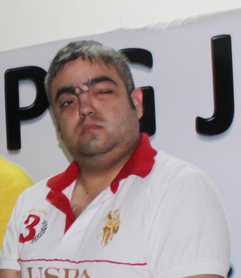 LIBERAN A HÉCTOR CASIQUE: Después de 3 años y 6 meses, sale de prisión el caso más emblemático de tortura en el gobierno de Borge