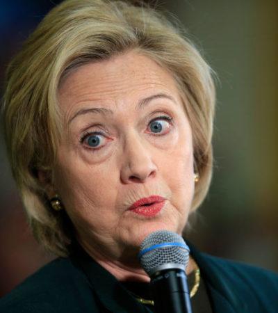 Reanuda Hillary Clinton su campaña tras recuperarse de una neumonía