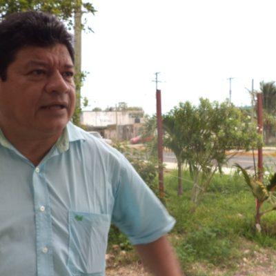 """""""EL CAMBIO SE VERÁ DESDE EL PRIMER DÍA"""": Nadie que trabaje será despedido, dice Luis Torres en Chetumal"""