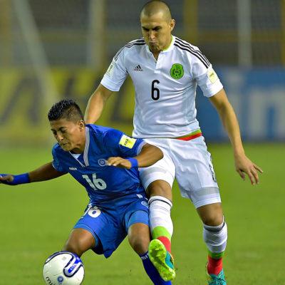 Derrota México 3-1 a El Salvador en un partido de trámite rumbo a Rusia 2018