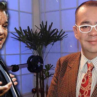¡PERO QUÉ NECESIDAD!: Tras críticas al fallecido Juan Gabriel, sale el polémico Nicolás Alvarado de TV UNAM