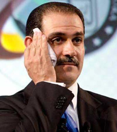 Pide PGR girar orden de aprehensión contra ex gobernador panista de Sonora, Guillermo Padrés
