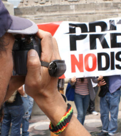 Pide CNDH investigar amenazas a periodistas desde las redes sociales