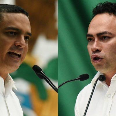 LE BAJAN DE TONO A SU BELIGERANCIA: PRI y PVEM piden en el Congreso dialogar y olvidar posturas excluyentes