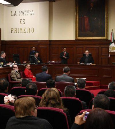 REVÉS A LOS DUARTE: Invalida la SCJN leyes 'anticorrupción' en Veracruz y Chihuahua; pendiente el caso QR