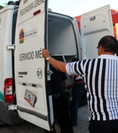 MATÓ A LA HERMANA Y AHORA TAMBIÉN A LA TÍA: Fallece la sexagenaria apuñalada por el sobrino el pasado domingo en Cancún