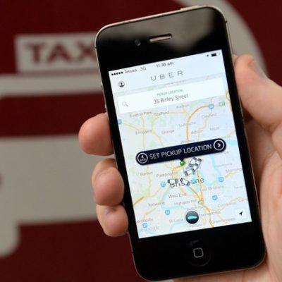 Revisarán el tema jurídico de Uber, pero por lo pronto se aplicará la ley: Carlos Joaquín