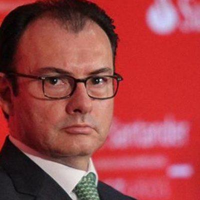 TUMBA 'TRUMP-AFFAIRE' A VIDEGARAY: Sale secretario de Hacienda del Gabinete tras polémica visita a Peña; Meade, el relevo
