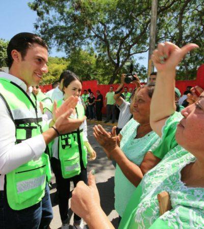 CANCÚN 'SE PINTA' DE TUCÁN: Y con ustedes… ¡las 'Brigadas Verdes' de 'Remby'!
