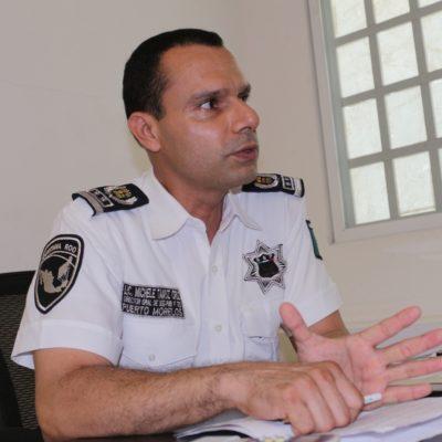 Por robo a un ciudadano, dan de baja a dos policías de Puerto Morelos