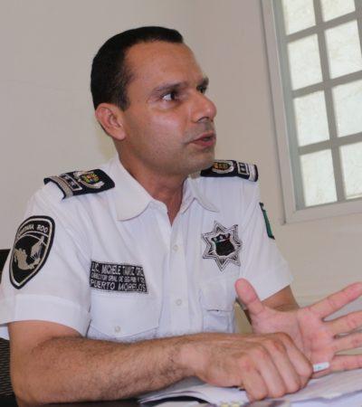 Anuncian la creación de la Policía Turística de Puerto Morelos