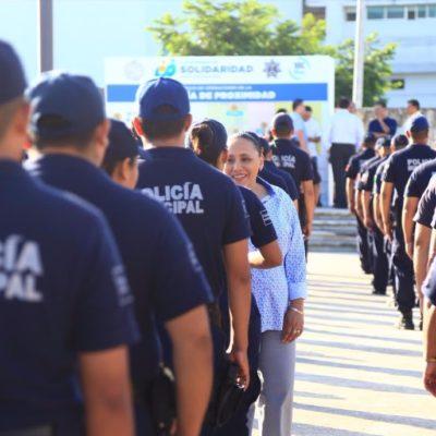 QUIERE CRISTINA UNA 'POLICÍA AMIGABLE': Ordena Alcaldesa presencia permanente de agentes en colonias para garantizar seguridad