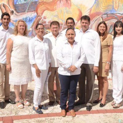 ANUNCIA CRISTINA NUEVOS NOMBRAMIENTOS: Van mujeres a Oficialía Mayor, Turismo y Servicios Públicos y un hombre al DIF; regresa Conrado a Desarrollo Urbano
