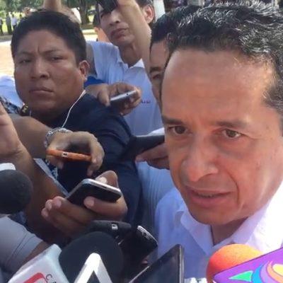 NO VE CARLOS 'MANO NEGRA': Descarta Gobernador complot en mega invasión de terrenos del IPAE en Tulum