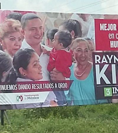 YA SE SABÍA, PERO… CONFIRMAN DERROCHE DE 'RAY': Propaganda por su tercer informe costó al PRI más de 5.6 mdp