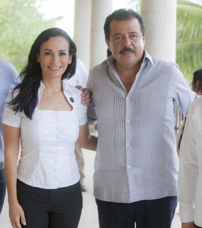 REUNIÓN DE ALCALDES CON SEDESOL EN PUERTO MORELOS: El nuevo municipio requiere aliados federales, dice Laura Fernández