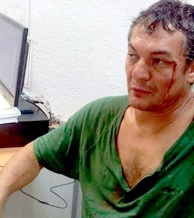 GOLPEAN A CONDUCTOR DE UBER EN CANCÚN: Supuestos inspectores de Sintra 'cazan' a chofer, lo tunden y se llevan su auto, denuncia