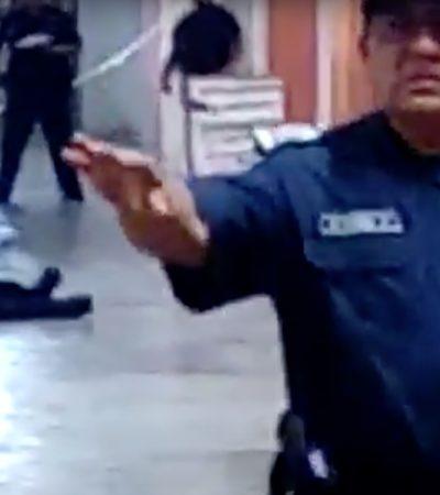 EJECUTAN A JOYERO EN MERCADO DE LA COLOSIO: Sicarios disparan contra un hombre y huyen en Playa del Carmen