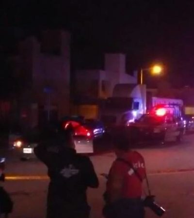 Con armas de juguete, detienen a hombres señalados por presunto intento de 'levantón' de un menor en Cancún