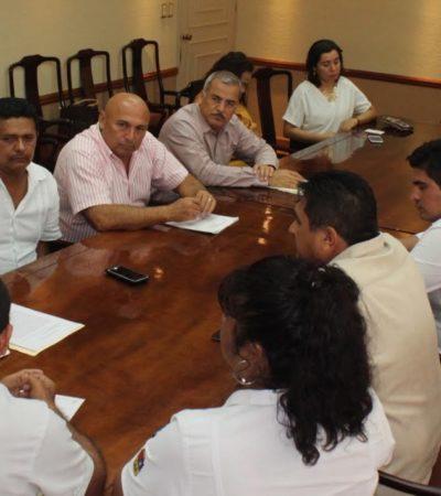Promueve Secretaría de Gobierno mesa de diálogo para resolver conflicto sindical en el Suchaa