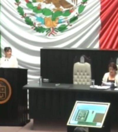 EN VIVO   SESIÓN DEL CONGRESO DE QR: Puerto Morelos, Aguakán y reformas constitucionales, en el orden del día