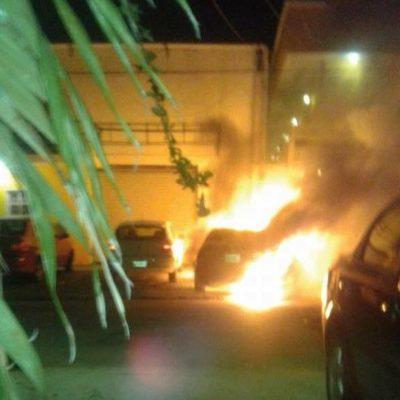 Lanzan bombas 'Molotov' contra auto y negocio de empresario Mario Torres, sobrino del nuevo alcalde de OPB