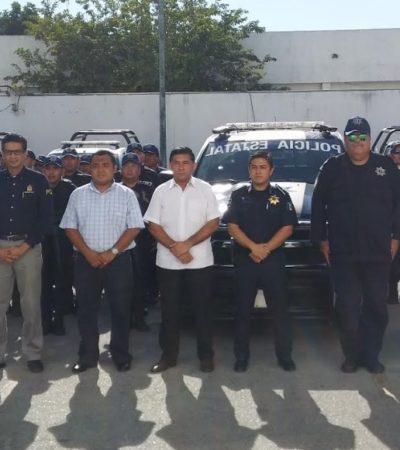 Nombran a nuevo Coordinador de las Fuerzas Policiales en la Zona Norte