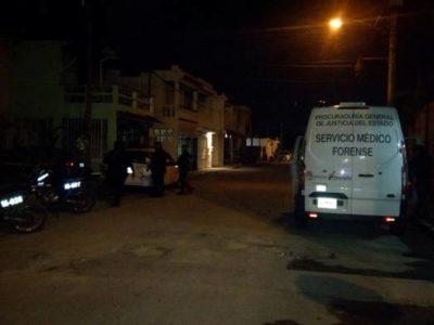 ASESINATO EN LA REGIÓN 210 DE CANCÚN: En un presunto crimen pasional, matan a homosexual a puñaladas