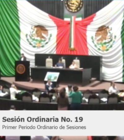 EN VIVO | DISCUTEN EN EL CONGRESO PAQUETE DE DISCIPLINA FINANCIERA: Presentan reformas de Carlos Joaquín para rescatar economía de Quintana Roo