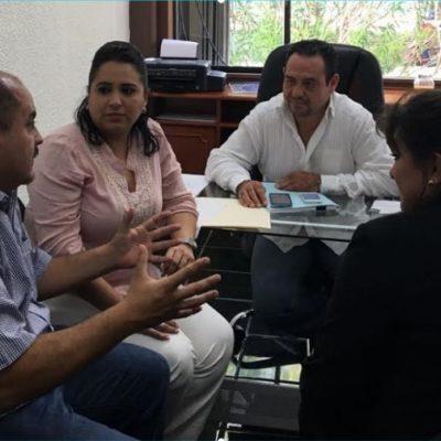 Cuatro diputados del PAN 'cierran filas' en torno a la candidatura de Juan Carlos Pallares para dirigir al albiazul