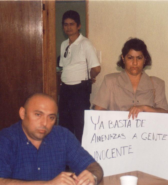 Rompeolas: La alternancia y el 'caso Mayra'