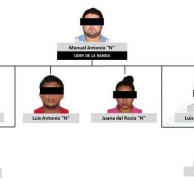 CAE OTRA BANDA DE PLAGIARIOS EN TABASCO: Detienen a 7 personas a los que se les atribuyen al menos 6 secuestros en 4 meses