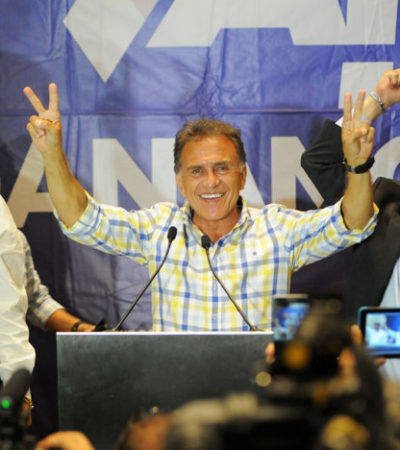 Confirma Tribunal triunfo de Miguel Ángel Yunes en la gubernatura de Veracruz