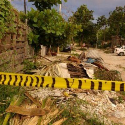 TIROTEAN NARCOTIENDITA EN 'LA JUNGLA': Un joven de 18 años y un niño de 11 años, heridos en colonia irregular de Cancún