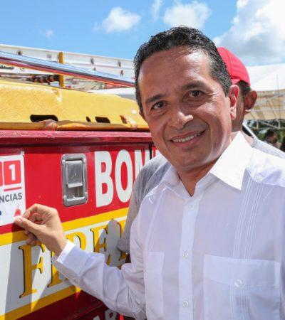 ENTRA EN VIGOR EL 911: Quintana Roo, el primer estado de la península de Yucatán en activar el nuevo número de emergencia