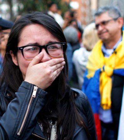DRAMA COLOMBIANO: Por mínima diferencia, ciudadanos rechazan acuerdos de paz entre el Gobierno y las FARC