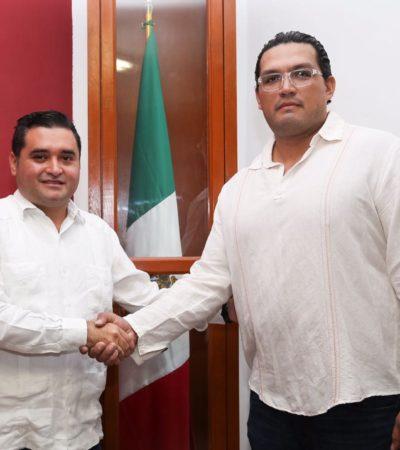 Nombra Remberto como nuevo director de 'El Torito' al ex secretario particular de Patricio de la Peña