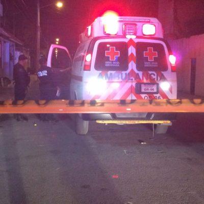 NO CESA LA OLA DE VIOLENCIA EN CANCÚN: Reportan balacera en la R-90 con saldo de un herido; antes, otro tiroteo en la R-203 sin lesionados