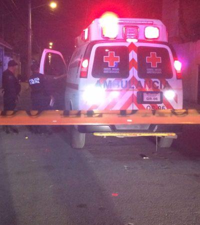 CONSUMAN EJECUCIÓN EN LA R-90: Muere vendedor de helado baleado en Cancún por presunta equivocación
