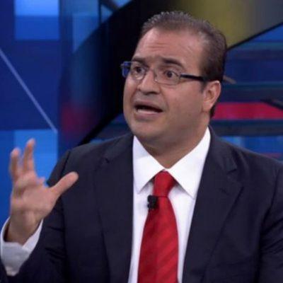 SE VA DUARTE ANTES DE TIEMPO: Anuncia Gobernador de Veracruz que solicitará licencia para atender denuncias en su contra
