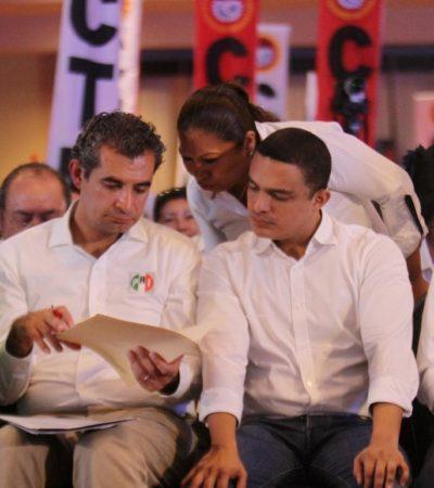 Rompeolas: Pide prensa 'felixista-borgista' una compensación al PRI