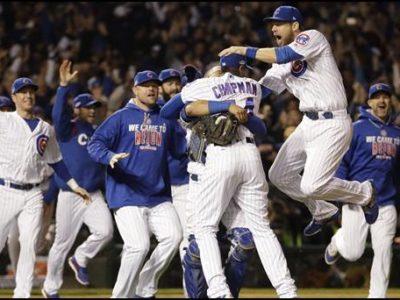 ¡VA CUBS A LA SERIE MUNDIAL!: Tras 71 años, Chicago derrota a Dodgers y gana la final de la Liga Nacional