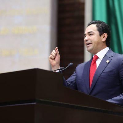 Dice diputado Toledo que defenderán recursos del Fondo Fronterizo para Quintana Roo