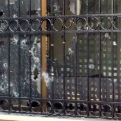 TIROTEAN OTRA CASA DE CITAS EN CANCÚN: Durante la madrugada, disparan más de 100 balas contra inmueble en la Chichén Itzá