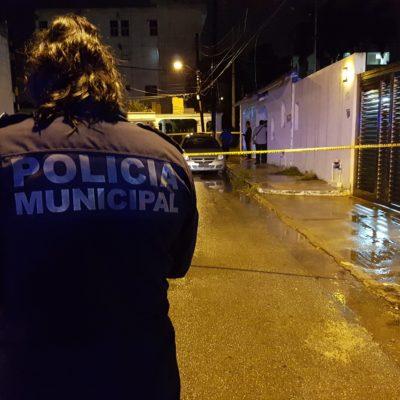 VIOLENCIA DESATADA EN CANCÚN: Disparan contra segunda casa de citas en menos de 24 horas