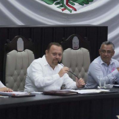 Solicita XV Legislatura más recursos federales para Quintana Roo