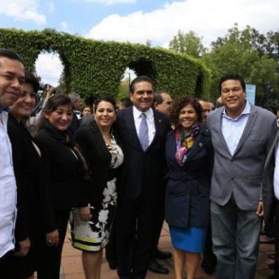 Acuden diputados de Quintana Roo a Asamblea de la Copecol
